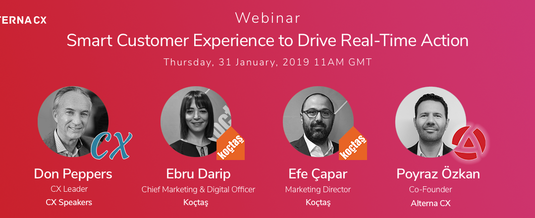 Smart Customer Experience to Drive Real-Time Action