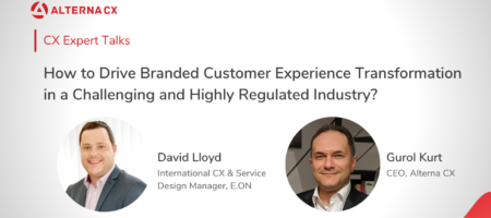 How to Drive a Branded Customer Experience Transformation in a Challenging and Highly Regulated Industry