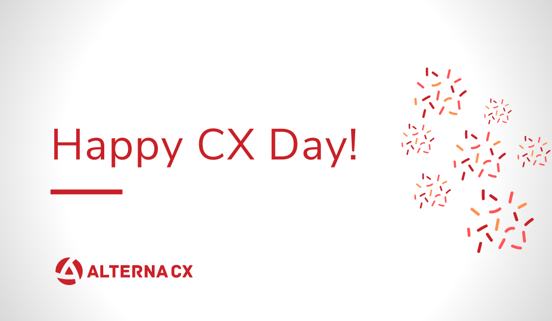 Happy CX Day!