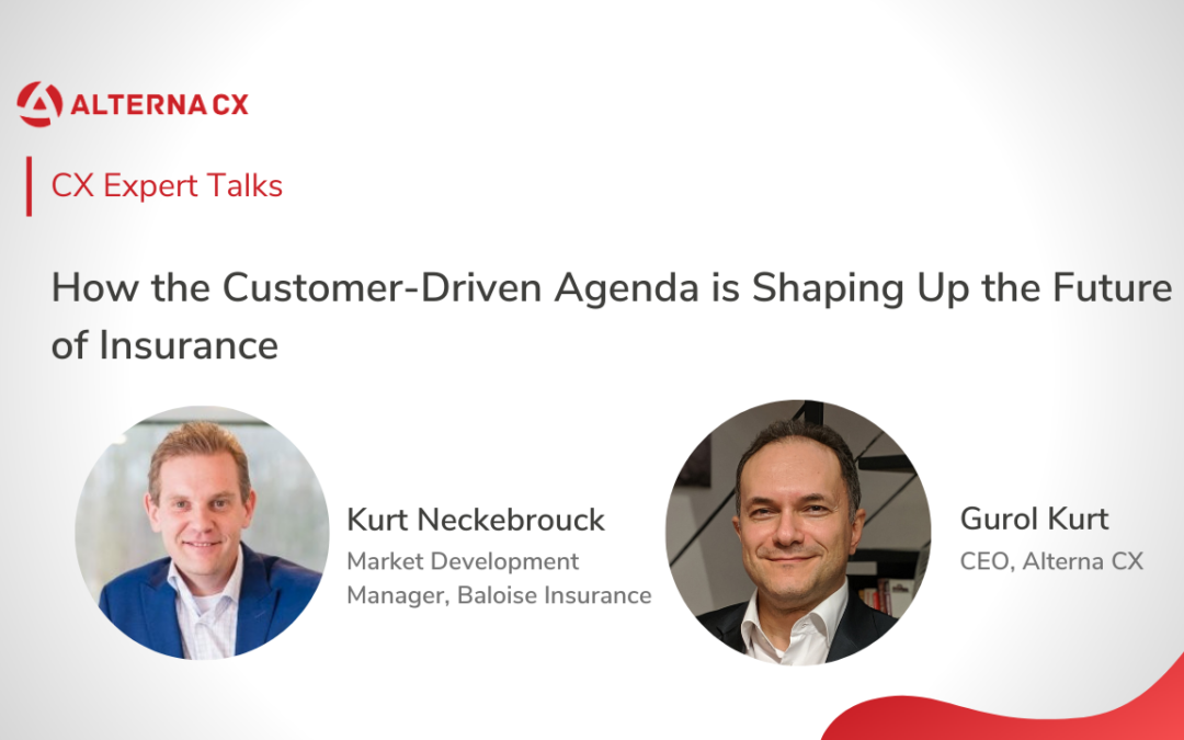 How the Customer-Driven Agenda Shapes the Future of Insurance