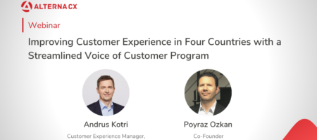 IuteCredit: Improving Customer Experience in Four Countries with a Streamlined Voice of the Customer Program
